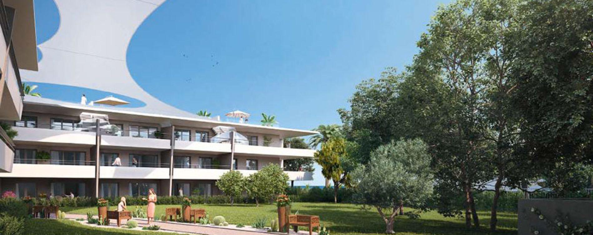 Villeneuve-Loubet : programme immobilier neuve « Pearl Beach » en Loi Pinel (3)