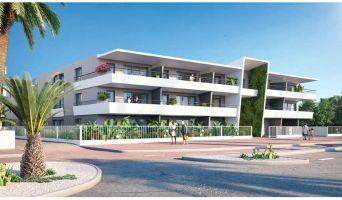 Résidence « Pearl Beach » programme immobilier neuf en Loi Pinel à Villeneuve-Loubet n°2