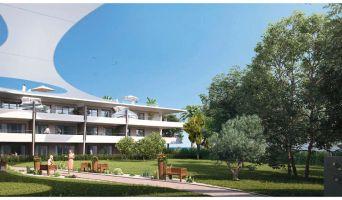 Résidence « Pearl Beach » programme immobilier neuf en Loi Pinel à Villeneuve-Loubet n°3