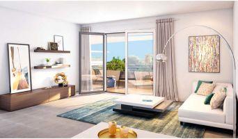 Résidence « Pearl Beach » programme immobilier neuf en Loi Pinel à Villeneuve-Loubet n°5