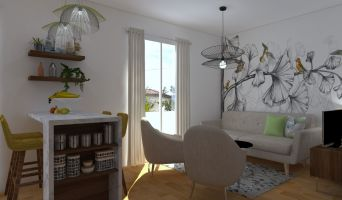 Résidence « 11 Rue Montmajour » programme immobilier à rénover en Déficit Foncier à Aix-en-Provence n°3