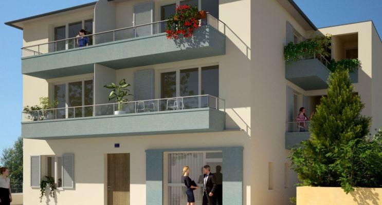 Photo du Résidence « 11 Rue Montmajour » programme immobilier à rénover en Déficit Foncier à Aix-en-Provence