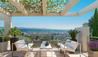 Résidence « 27 Paul Cézanne » programme immobilier neuf en Loi Pinel à Aix-en-Provence n°2