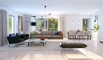 Résidence « 27 Paul Cézanne » programme immobilier neuf en Loi Pinel à Aix-en-Provence n°4