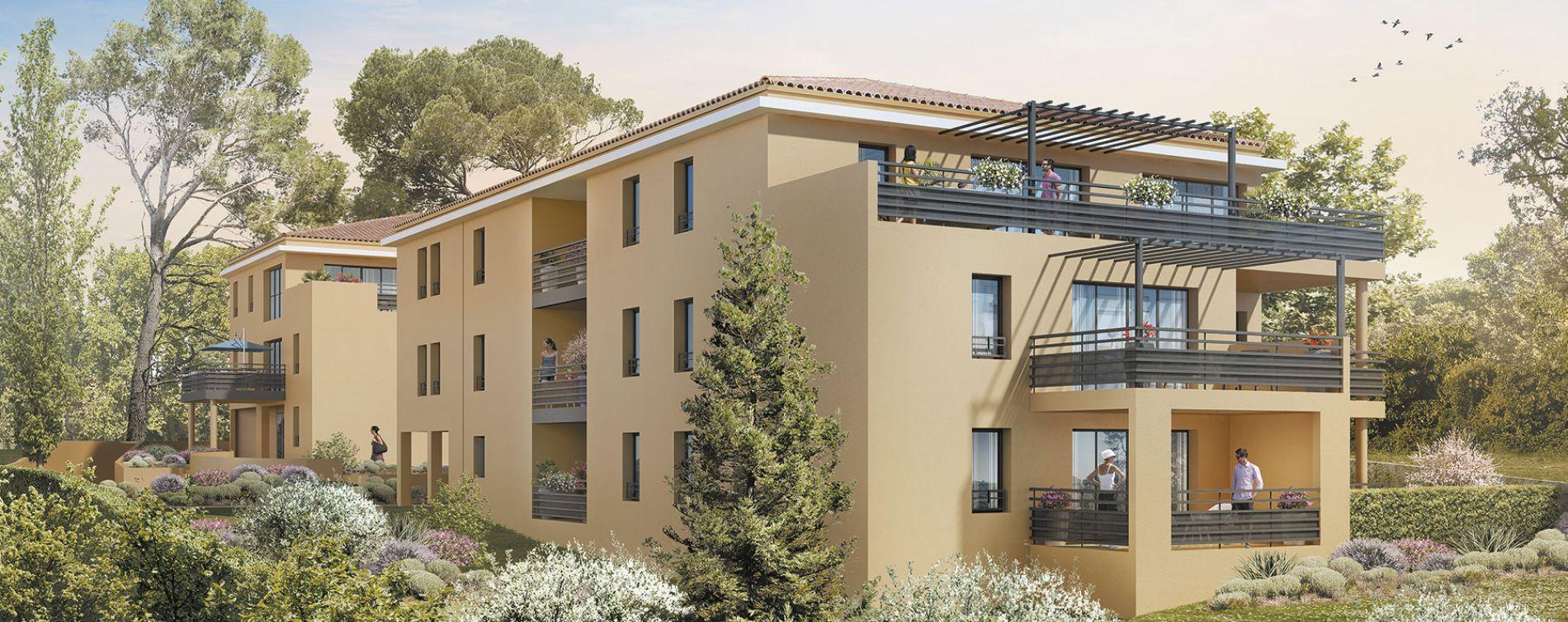 Résidence Aix par Nature à Aix-en-Provence