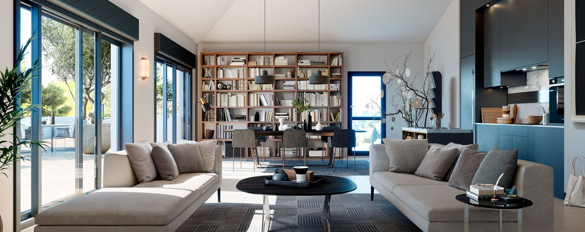 Aix-en-Provence : programme immobilier neuve « Aixcellence » en Loi Pinel (2)