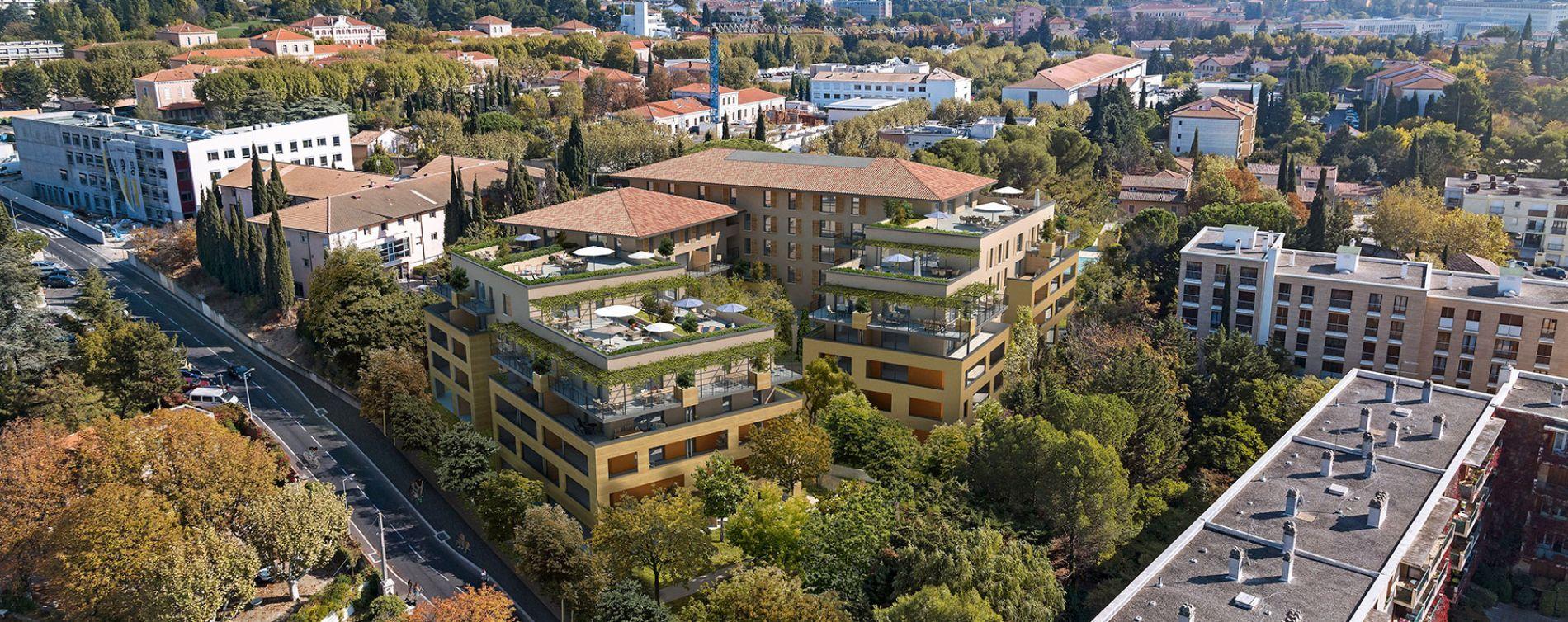 Résidence Aixcellence à Aix-en-Provence