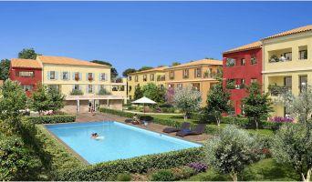 Photo du Résidence « Authentic Domaine Privé » programme immobilier neuf en Loi Pinel à Aix-en-Provence