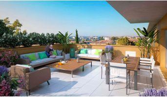 Photo du Résidence « Bastide 152 » programme immobilier neuf en Loi Pinel à Aix-en-Provence