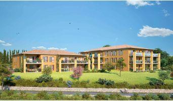 Aix-en-Provence programme immobilier neuve « Bastide 152 » en Loi Pinel  (2)