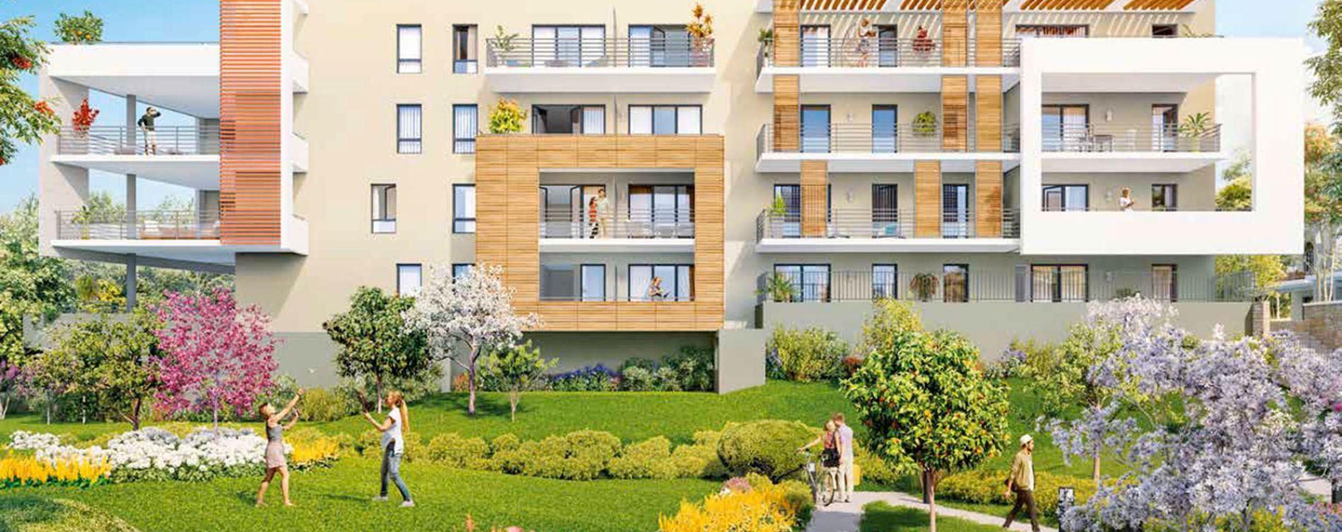 Résidence Boréal à Aix-en-Provence
