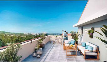 Photo du Résidence « Boréal » programme immobilier neuf en Loi Pinel à Aix-en-Provence