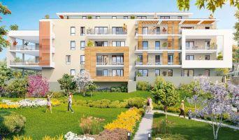 Résidence « Boréal » programme immobilier neuf en Loi Pinel à Aix-en-Provence n°3