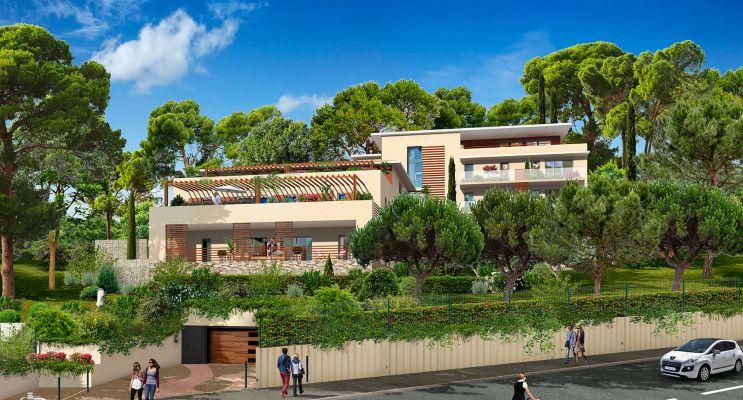 Photo du Résidence « Cez'Art » programme immobilier neuf en Loi Pinel à Aix-en-Provence