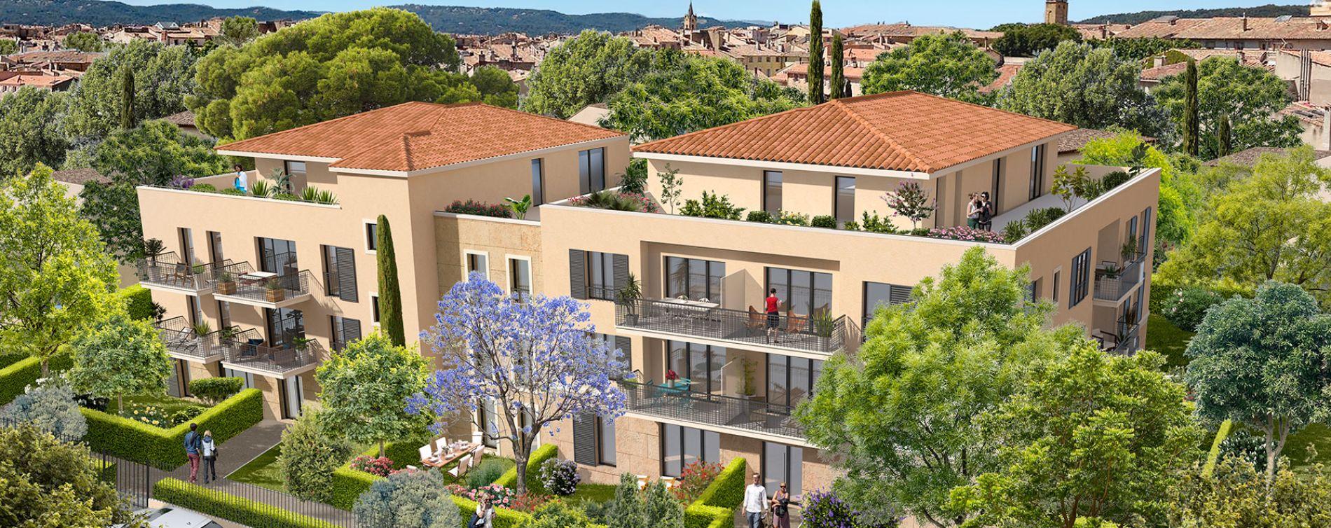 Résidence Cœur Aixois à Aix-en-Provence