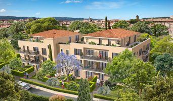 Programme immobilier neuf à Aix-en-Provence (13100)