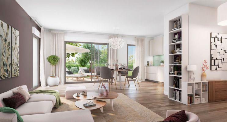 Résidence « Cœur Aixois » programme immobilier neuf en Loi Pinel à Aix-en-Provence n°5