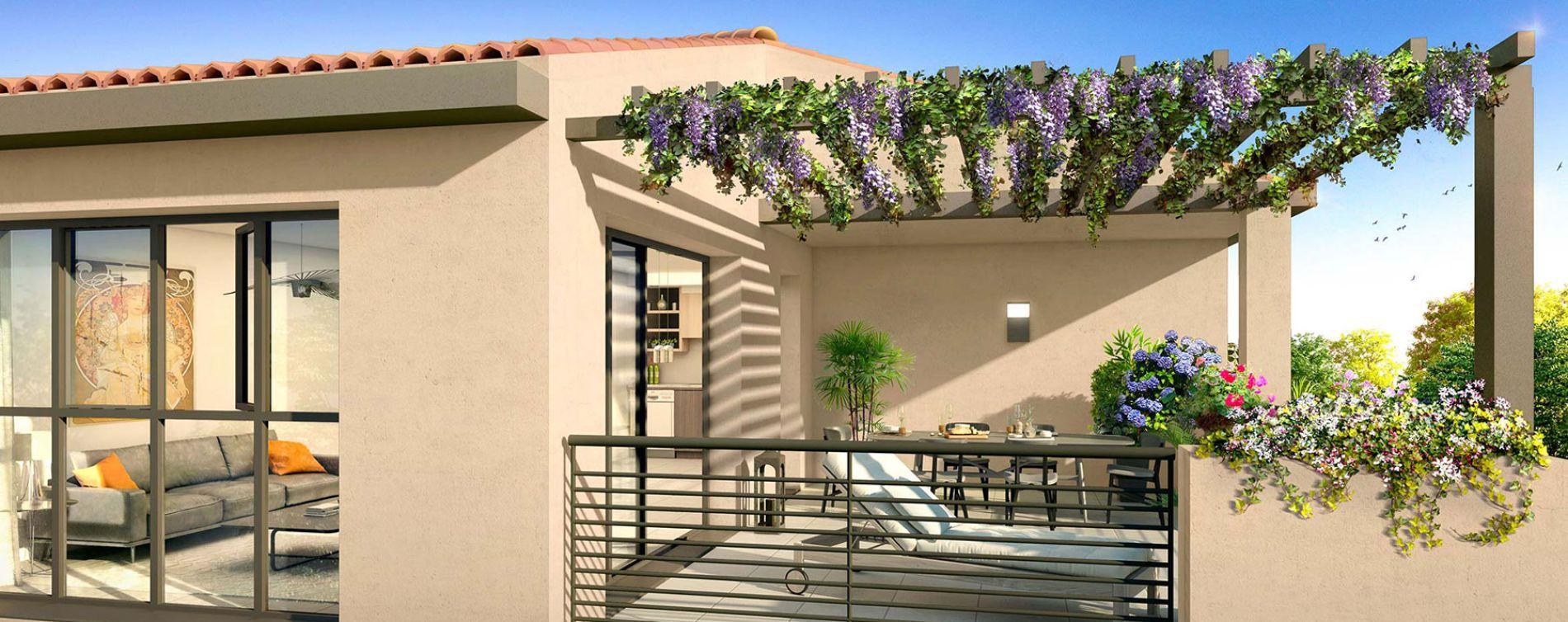 Résidence Coeur Village à Aix-en-Provence