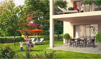 Aix-en-Provence : programme immobilier neuf « Coeur Village » en Loi Pinel