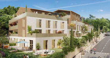 Aix-en-Provence programme immobilier neuf « Collection Pigonnet » en Loi Pinel