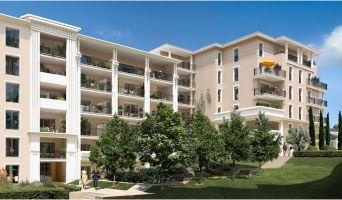 Aix-en-Provence programme immobilier neuf « Domaine du Parc Rambot