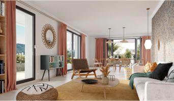 Aix-en-Provence programme immobilier neuve « Domaine du Parc Rambot » en Loi Pinel  (5)