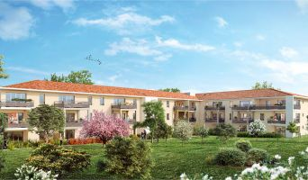 Photo n°1 du Résidence « Ekinox » programme immobilier neuf en Loi Pinel à Aix-en-Provence