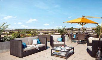 Résidence « Ekinox » programme immobilier neuf en Loi Pinel à Aix-en-Provence n°2