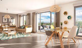Résidence « Ekinox » programme immobilier neuf en Loi Pinel à Aix-en-Provence n°3