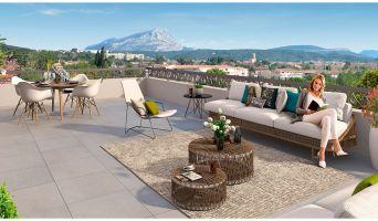 Photo du Résidence « Even » programme immobilier neuf en Loi Pinel à Aix-en-Provence