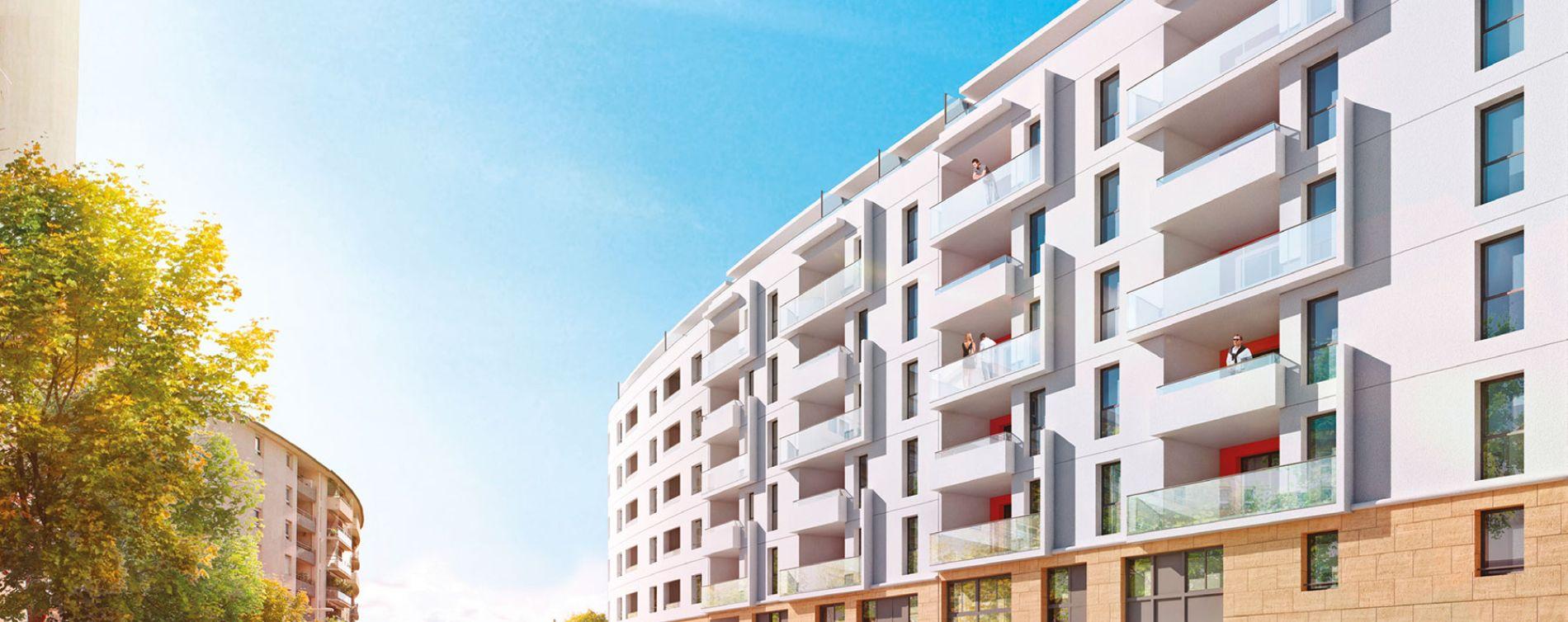 Aix-en-Provence : programme immobilier neuve « Excellence Méjanes » en Loi Pinel (2)