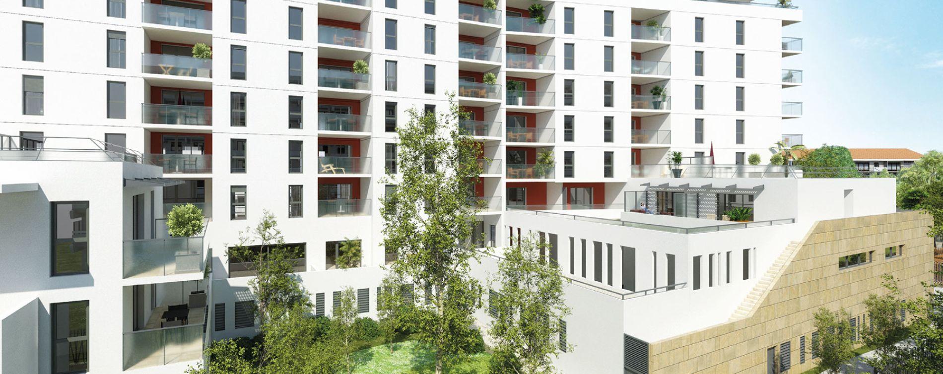 Aix-en-Provence : programme immobilier neuve « Excellence Méjanes » en Loi Pinel (4)