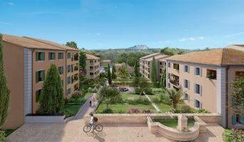 Aix-en-Provence : programme immobilier neuf « Harmonie 2 » en Loi Pinel