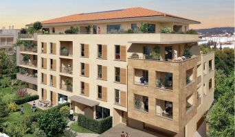 Aix-en-Provence programme immobilier neuf « Héritage