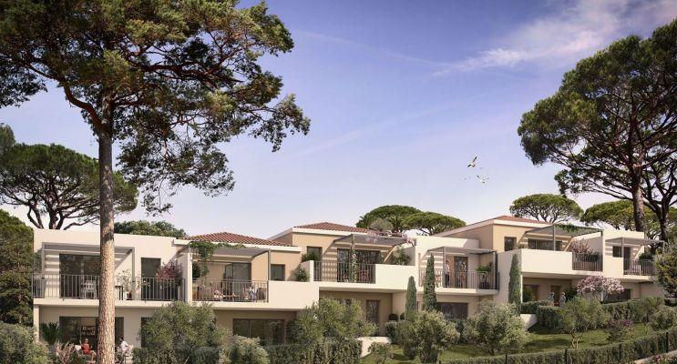 Photo du Résidence « La Restanque » programme immobilier neuf en Loi Pinel à Aix-en-Provence