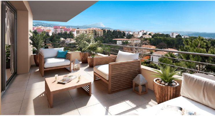 Résidence « Le Belmont » programme immobilier neuf en Loi Pinel à Aix-en-Provence n°1