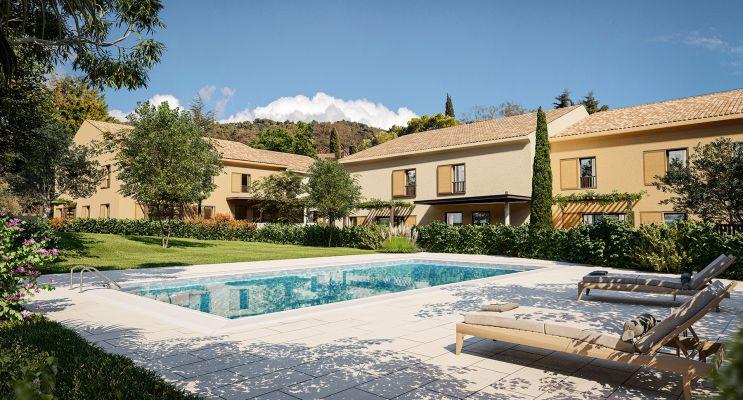 Aix-en-Provence programme immobilier neuf « Le Clos Saint Albert