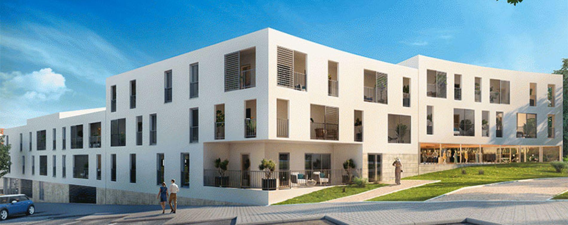 le patio de lyunes aix en provence programme immobilier neuf n 213990. Black Bedroom Furniture Sets. Home Design Ideas