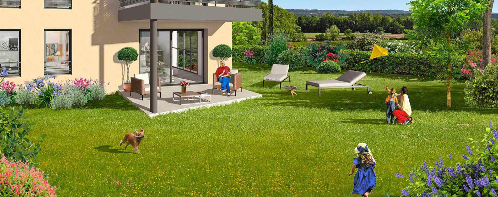 Résidence Néo aIX à Aix-en-Provence