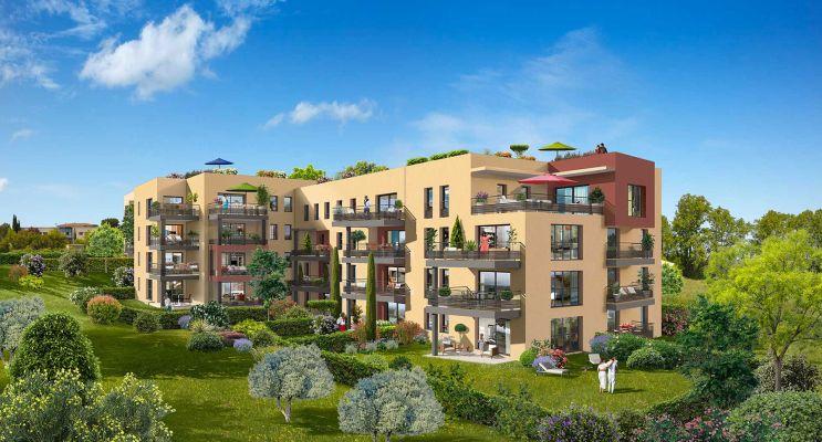 Photo du Résidence « Néo aIX » programme immobilier neuf en Loi Pinel à Aix-en-Provence