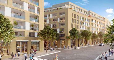 Résidence « Nouvelles Scènes » (réf. 212653)à Aix-En-Provence,  quartier Encagnane - Corsy