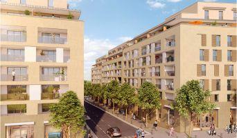 Résidence « Nouvelles Scènes » programme immobilier neuf en Loi Pinel à Aix-en-Provence n°2