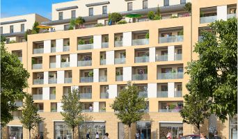 Résidence « Nouvelles Scènes » programme immobilier neuf en Loi Pinel à Aix-en-Provence n°3