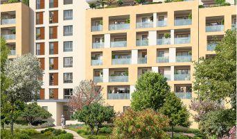 Résidence « Nouvelles Scènes » programme immobilier neuf en Loi Pinel à Aix-en-Provence n°4