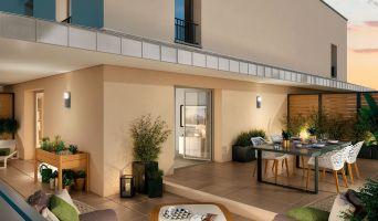Résidence « Nouvelles Scènes » programme immobilier neuf en Loi Pinel à Aix-en-Provence n°5