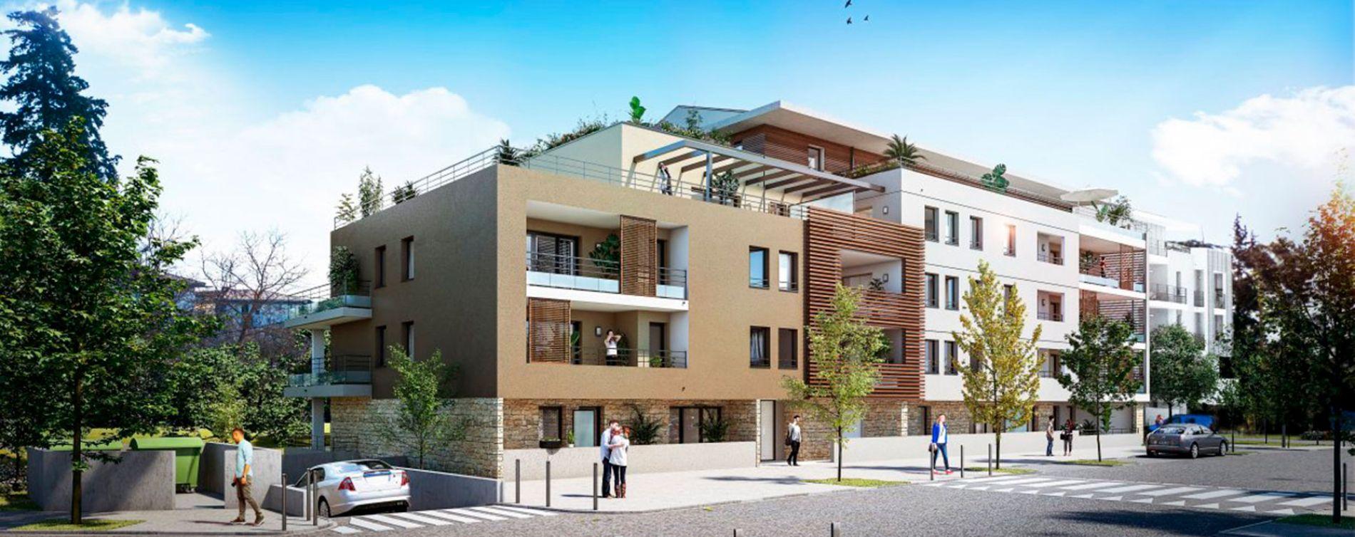 Résidence Poésia à Aix-en-Provence