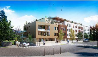Aix-en-Provence : programme immobilier neuf « Poésia » en Loi Pinel