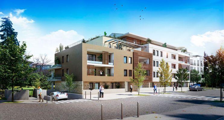 Photo du Résidence « Poésia » programme immobilier neuf en Loi Pinel à Aix-en-Provence