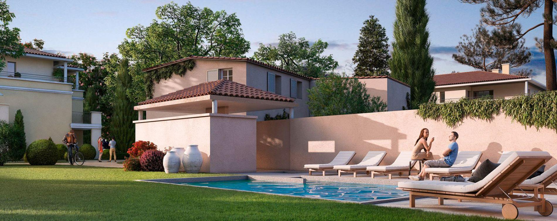 Résidence Un Jardin en Provence à Aix-en-Provence