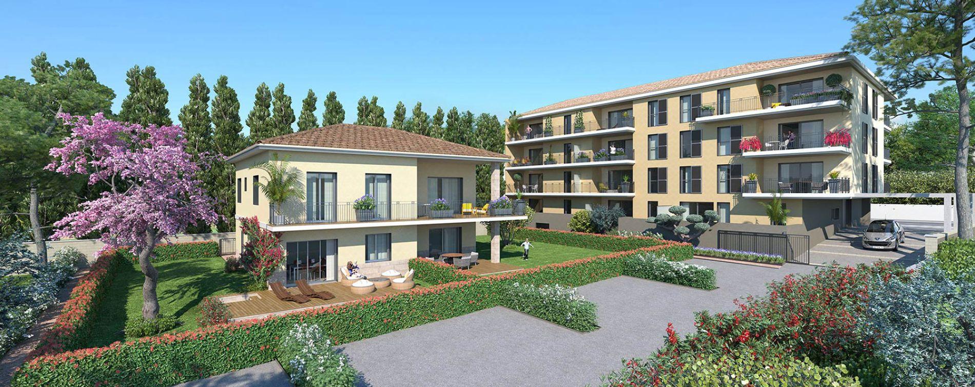 Résidence Villa Edelweiss à Aix-en-Provence